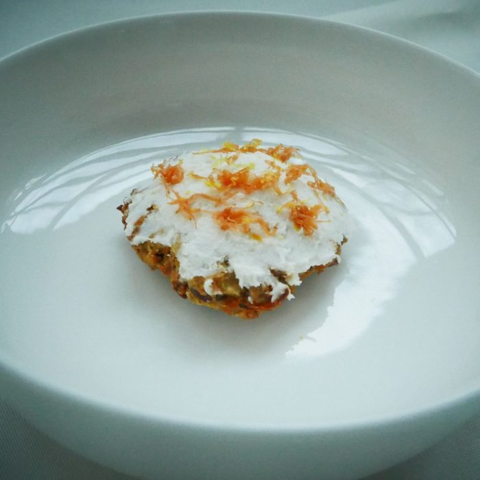 Phood Kitchen Carrot cake cookie